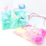 La Licornerie Unicorn Plush handbag