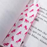 La Licornerie ♥♥ Signet en tissu