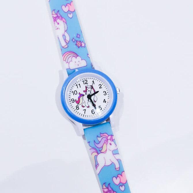 La Licornerie Blue Unicorn Watch