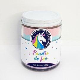 La Licornerie ♥♥ Fairy Powder (bath milk 120g)