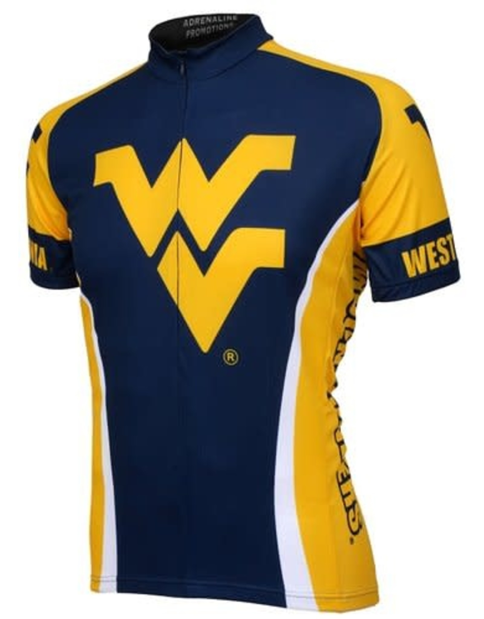 Adrenaline Promotions WVU Cycling Jersey
