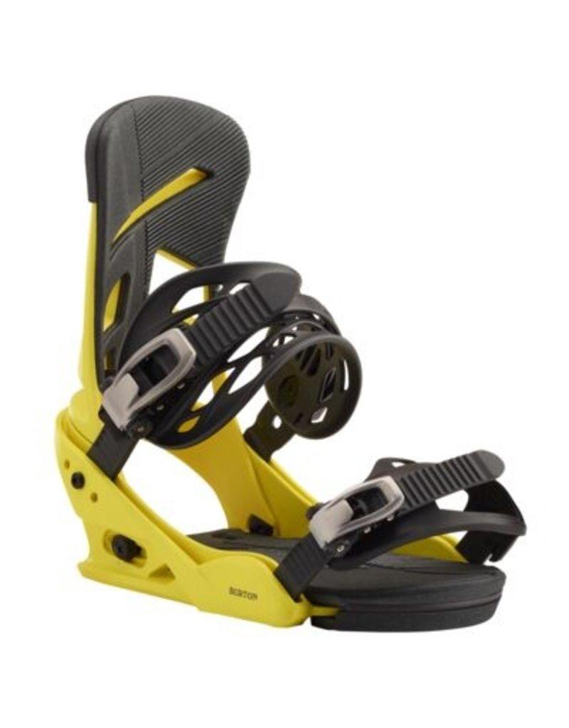 Burton Men's  Mission Re:Flex Snowboard Binding