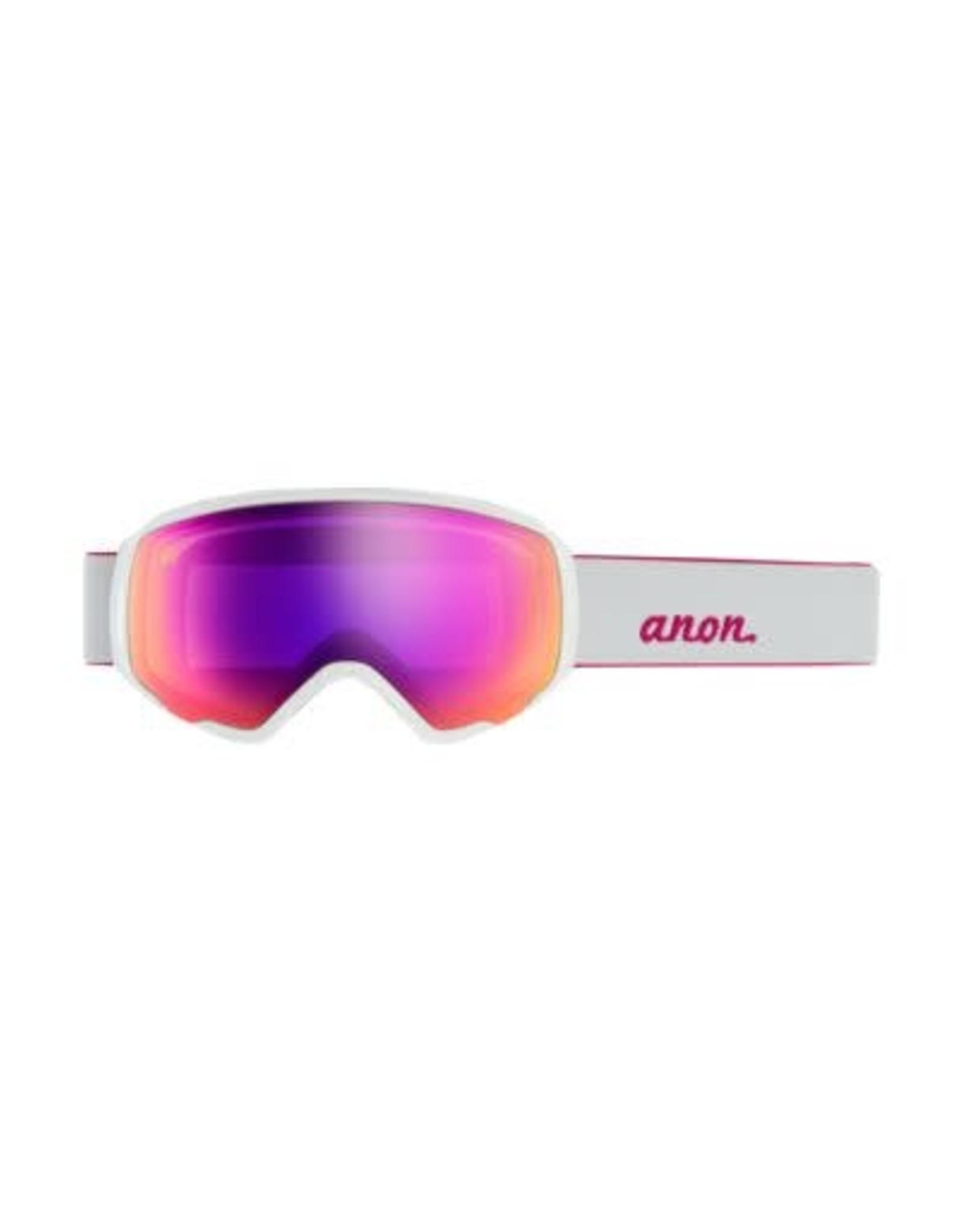 Anon Women's WM1 Goggle + Spare Lens