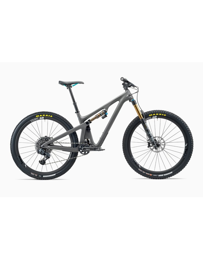 Yeti Cycles 2020 SB130 C LUNCH RIDE Anthracite Size Medium