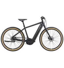 Momentum Transend E+ GTS 28MPH Medium Metallic Black