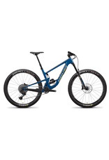 Santa Cruz Bicycles 2020 Hightower 2 C S-Kit Reserve Blue Large