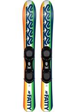 K2 FATTY Ski Blades