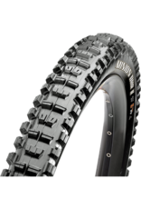 Maxxis Minion DHR II Tire 29 x 2.40, Folding, 60tpi, Dual Compound, EXO Protection, Tubeless Ready, Wide Trail, Black