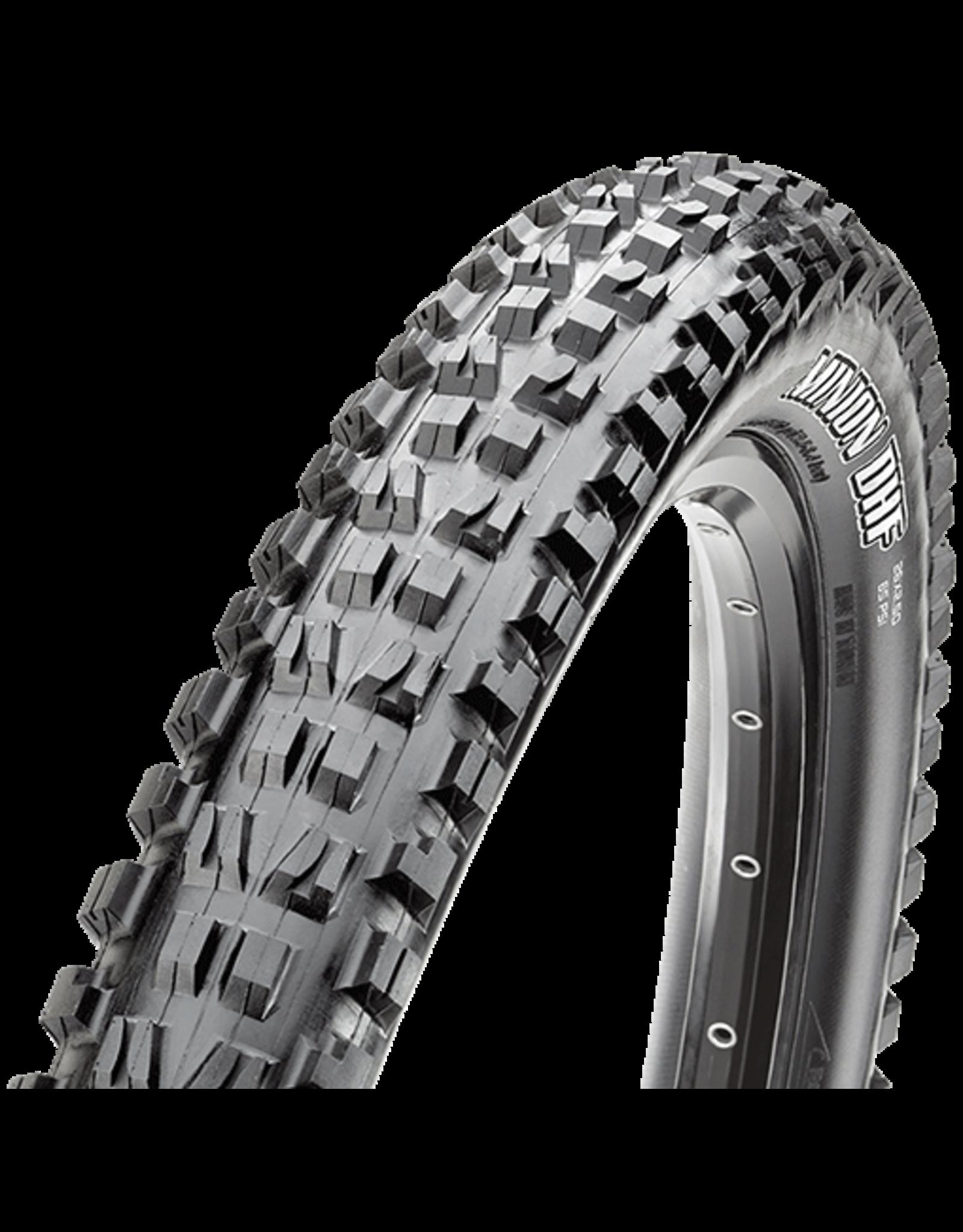 Maxxis Minion DHF Tire - 29 x 2.5, Folding, Tubeless, Black, Dual, EXO, Wide Trail