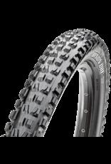 Maxxis Minion DHF Tire 27.5 x 2.50, Folding, 120tpi, 3C MaxxTerra Compound, EXO+ Protection, Tubeless Ready, Wide Trail, Black