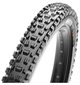 Maxxis Assegai Tire - 27.5 x 2.5, Folding, Tubeless, Black, 3C Maxx Grip, DD, Wide Trail