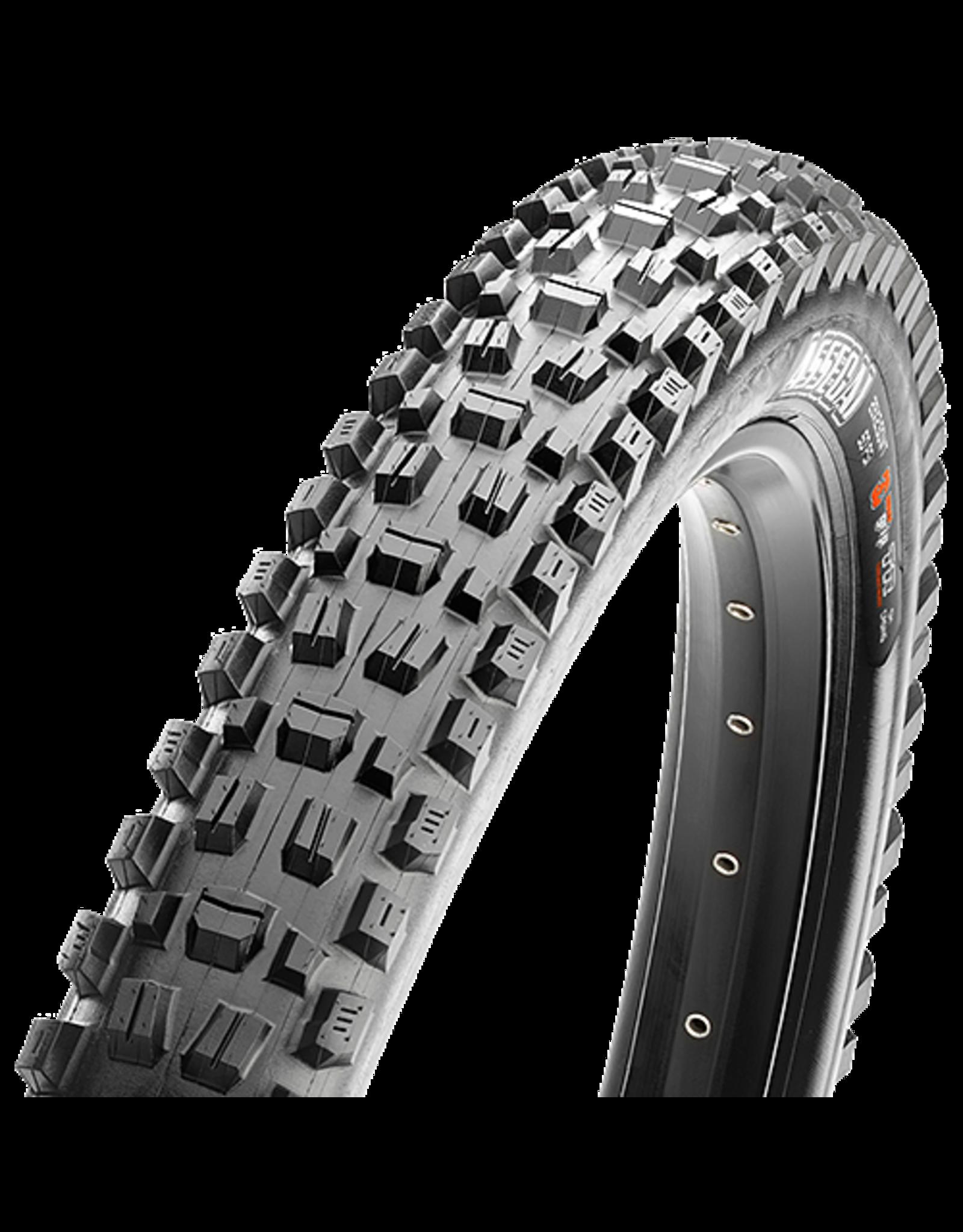 Maxxis Assegai Tire - 29 x 2.5, Folding, Tubeless, Black, 3C Maxx Grip, DD, Wide Trail