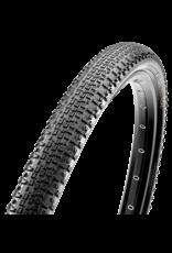 Maxxis Rambler Tire: 700 x 40mm, Folding, 120tpi, Dual Compound, EXO, Tubeless, Black