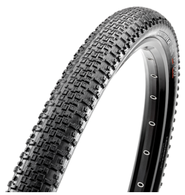 Maxxis Rambler Tire: 700 x 40mm, Folding, 120tpi, Dual Compound, EXO, Tubeless, Black