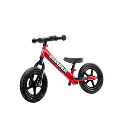 Strider Sports Strider 12 Sport Kids Balance Bike: Red