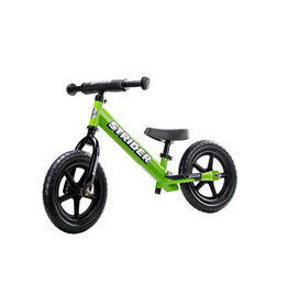 Strider Sports Strider 12 Sport Kids Balance Bike: Green