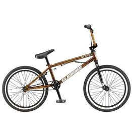 GT Bicycles 19 GT Slammer BMX Gold