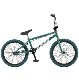 GT Bicycles 19 GT Slammer BMX Green