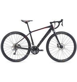 Giant ToughRoad SLR GX 3 Gunmetal Black/Red/Charcoal Size Medium