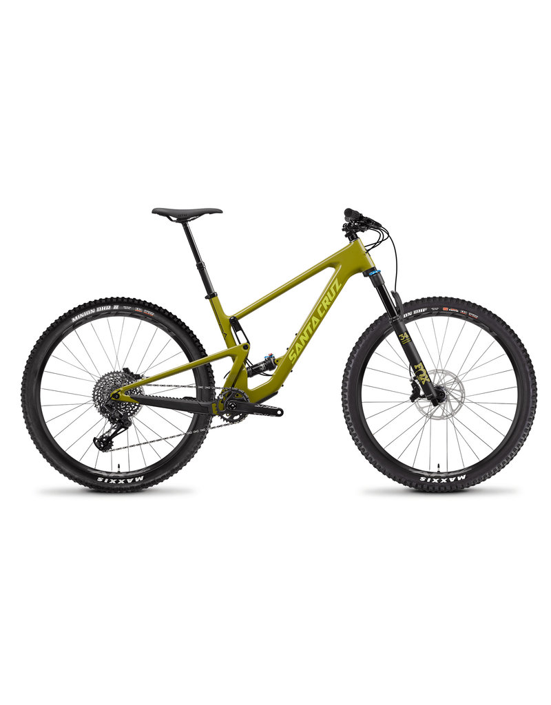 Santa Cruz Bicycles Tallboy 4 C 29  S-Kit Rocksteady Yellow Size Medium