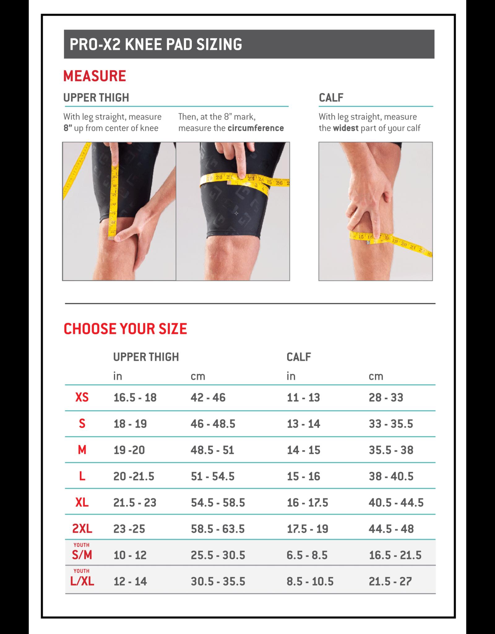 G-Form Pro-X2 Knee