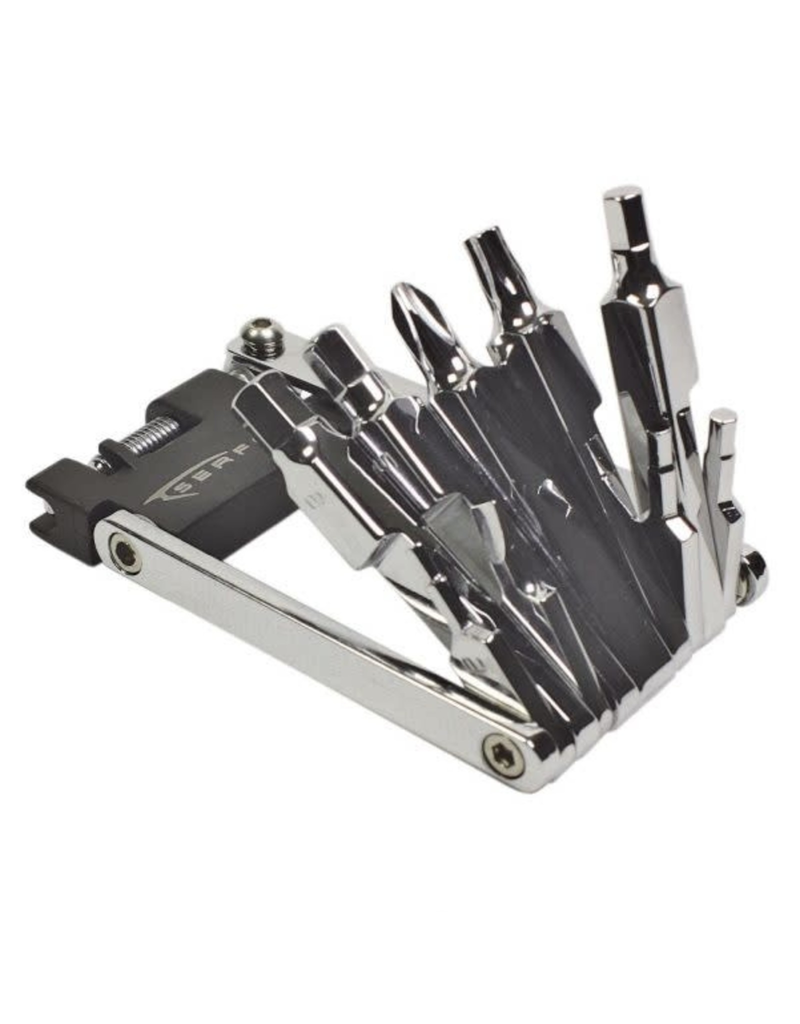 Serfas CHROME SLIMLINE MINI TOOL