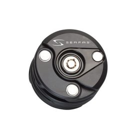 Serfas PUCK STEEL PLATED KEY LOCK