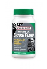 Finish Line Mineral Oil Brake Fluid, 4oz