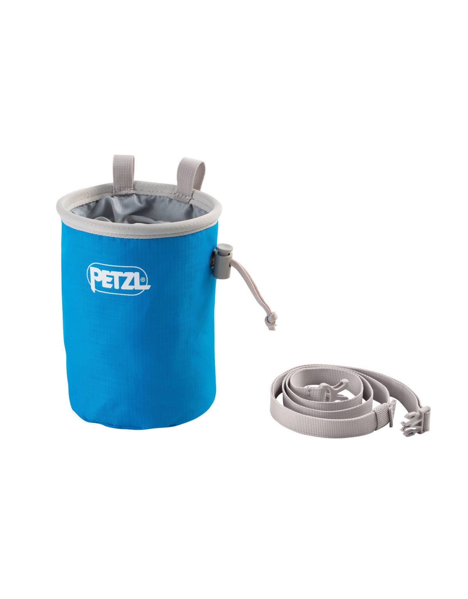 Petzl BANDI CHALK BAG BLUE Blue