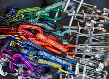 Carabiners/Quickdraws