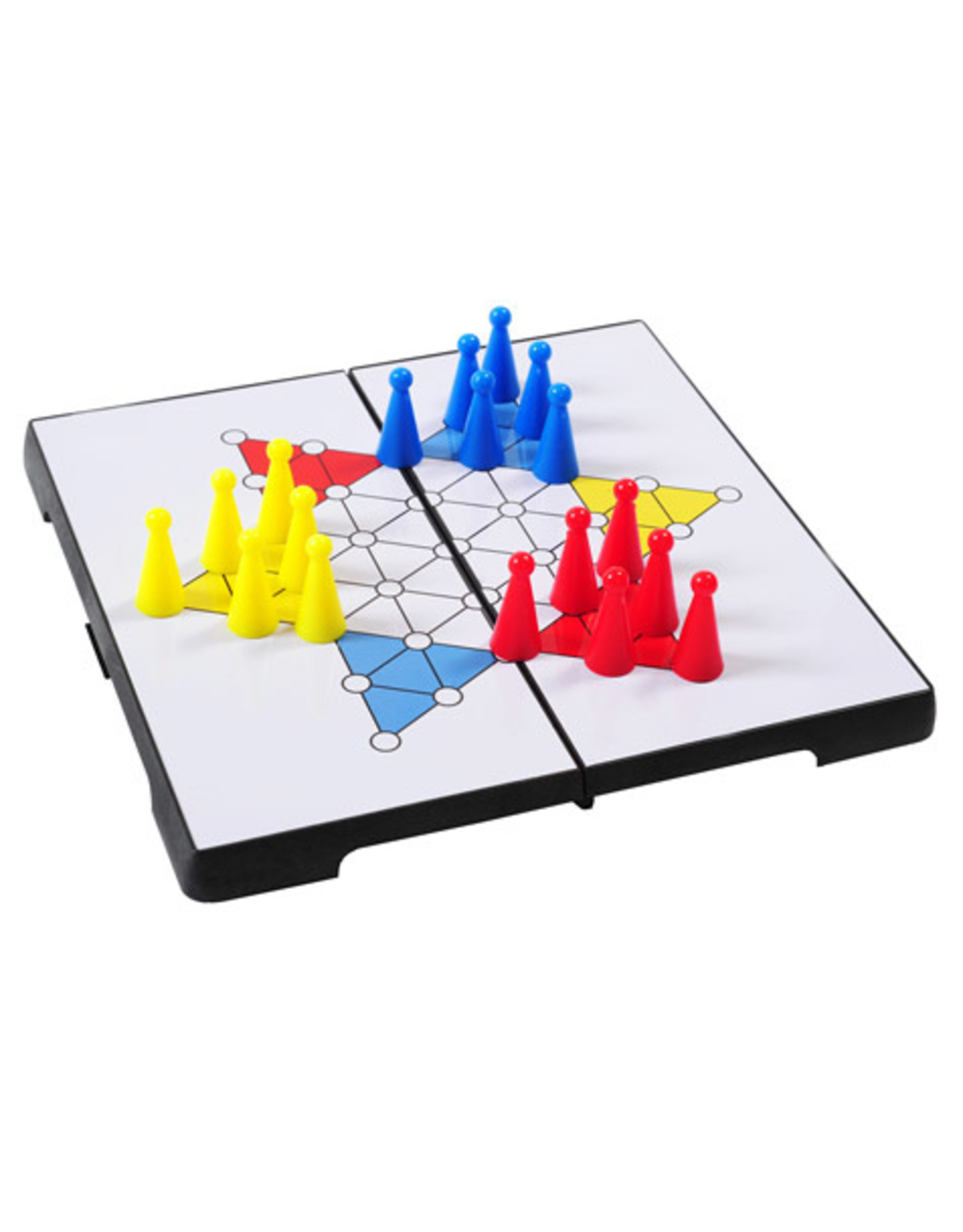 OUTSIDE INSIDE Backpack Chinese Checkers