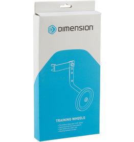"Dimension Dimension 12-20"" Metal Training Wheel Set"
