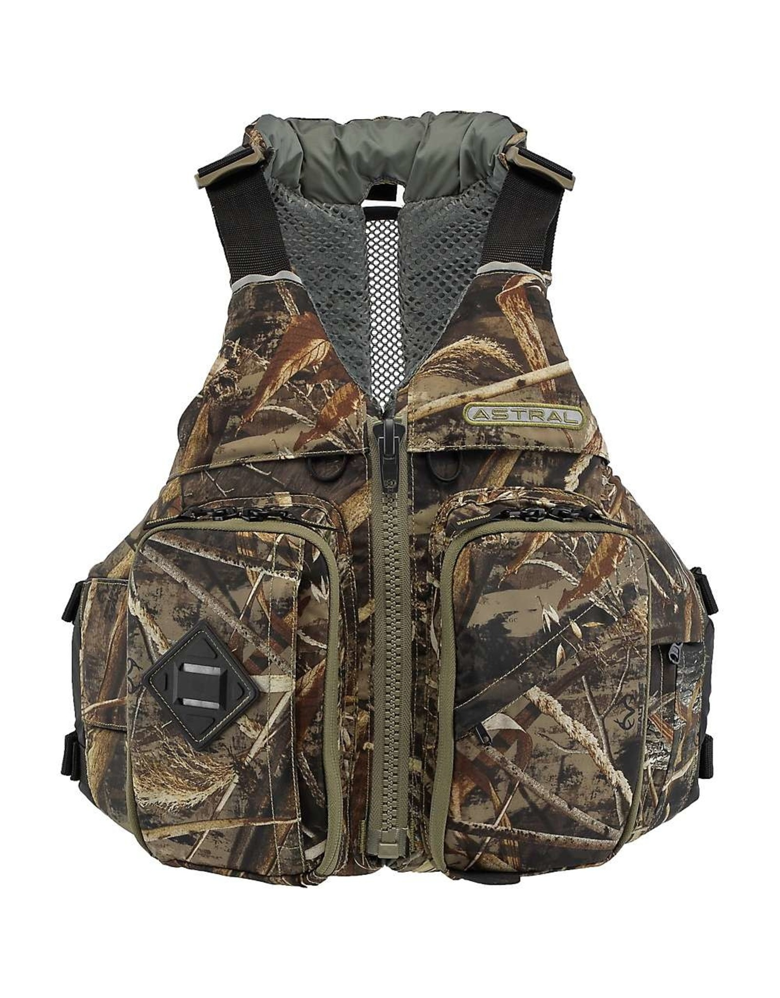 Astral Designs RONNY FISHER PFD RealTree Max-5 Camo M/L