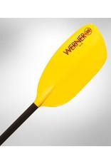Werner Paddles Inc RIO 1PC STRAIGHT STD 197 R30 YELLOW