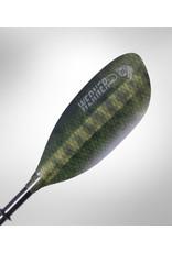 Werner SHUNA HOOKED 2PC ADJ STD 240-260 Bass Green