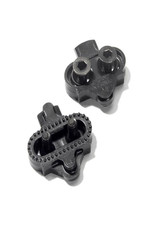 SHIMANO SM-SH51 CLEAT SET (PAIR) SINGLE RELEASE W/O CLEAT NUT