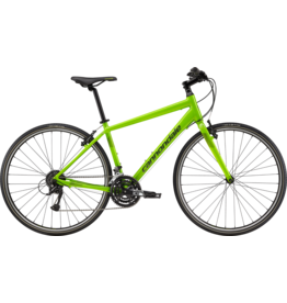 Cannondale Quick 6 Green