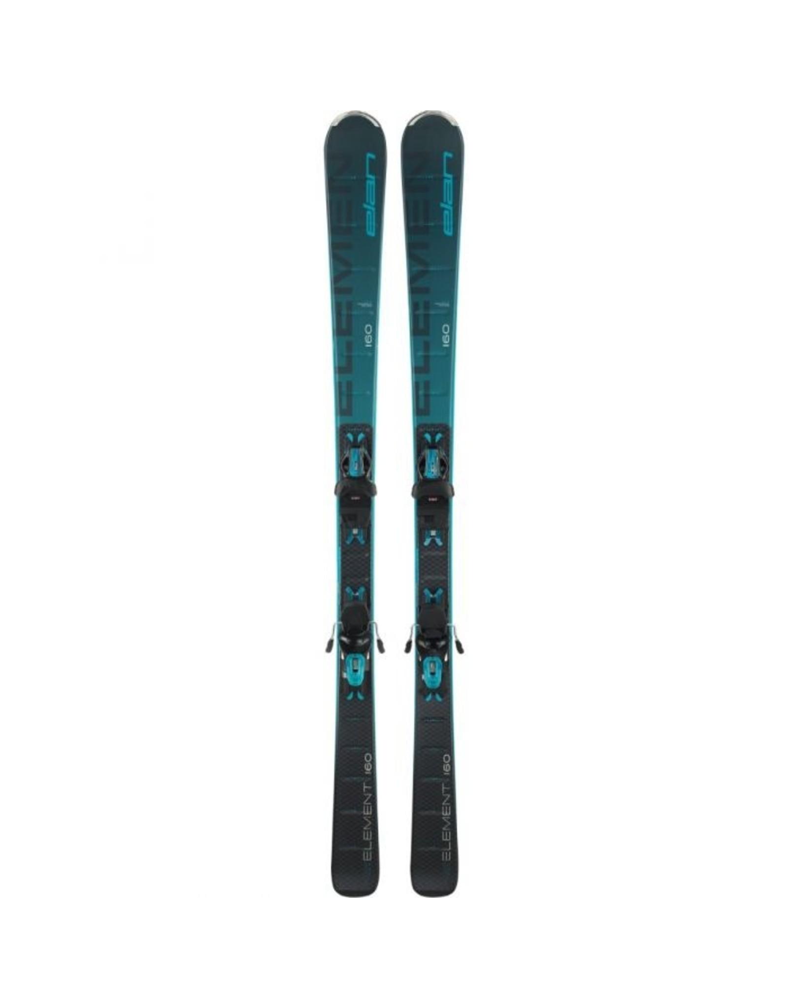 Elan Women's Element LS Ski  w/ ELW 9.0 Bindings