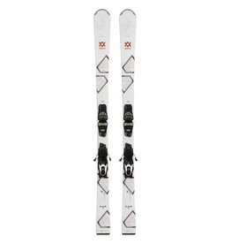 Volkl Women's Flair 76 Ski Package