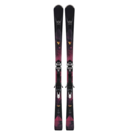 Volkl Women's Flair 79 Ski Package