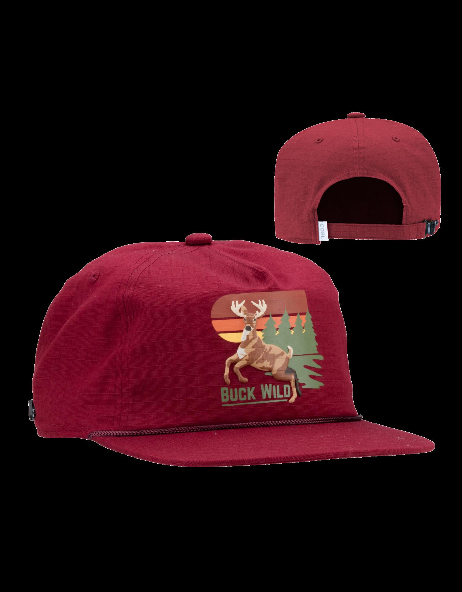 Coal FIELD Buck Wild Hat