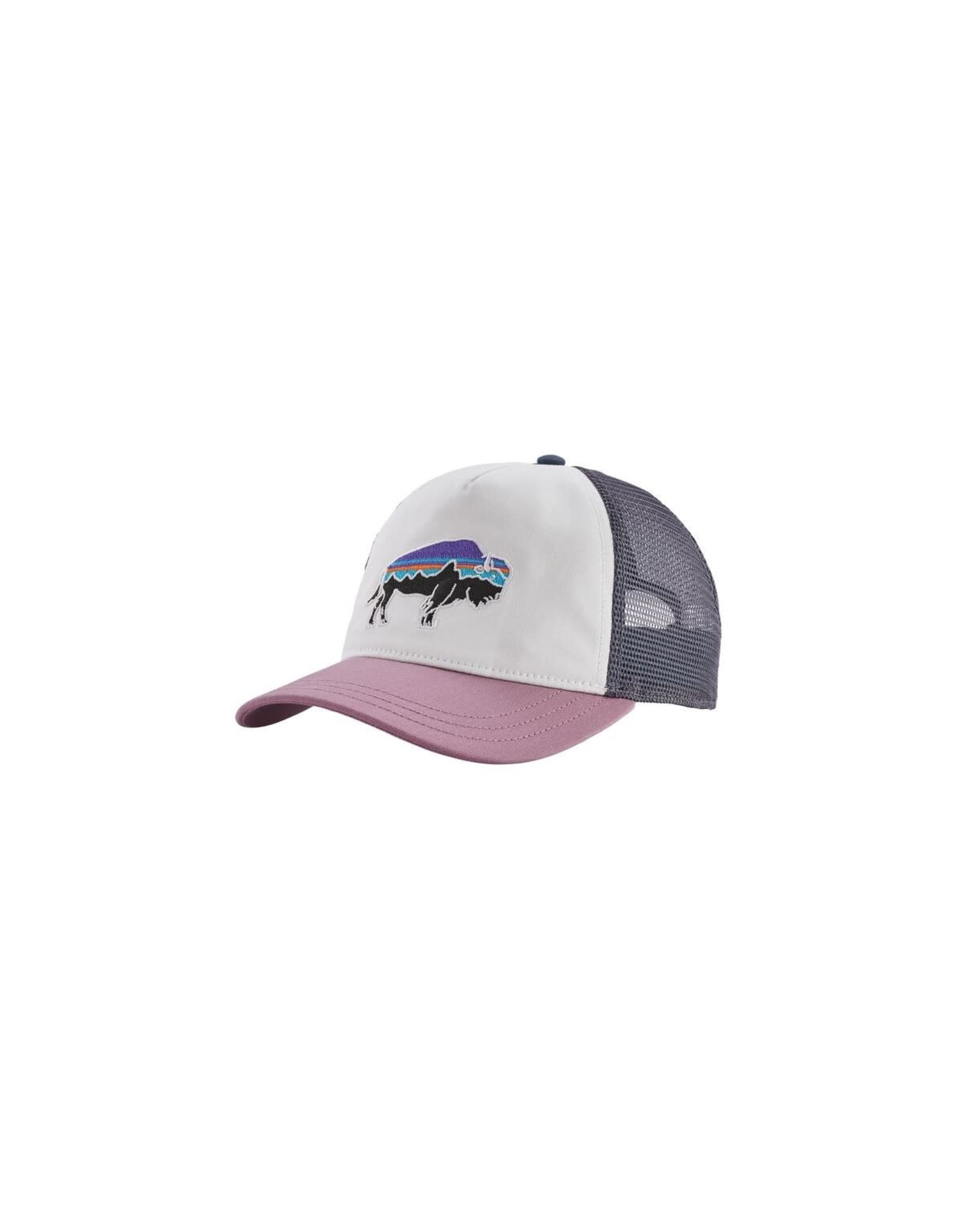 Patagonia W's Fitz Roy Bison Layback Trucker Hat