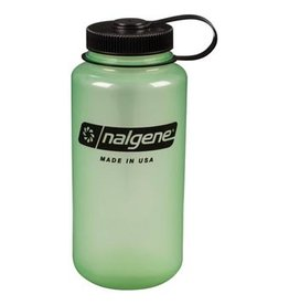 NALGENE Wide Mouth 32oz - Glow-in-the-dark