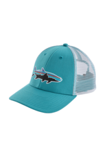 Patagonia FITZ ROY TARPON LO PRO TRUCKER HAT Mako Blue