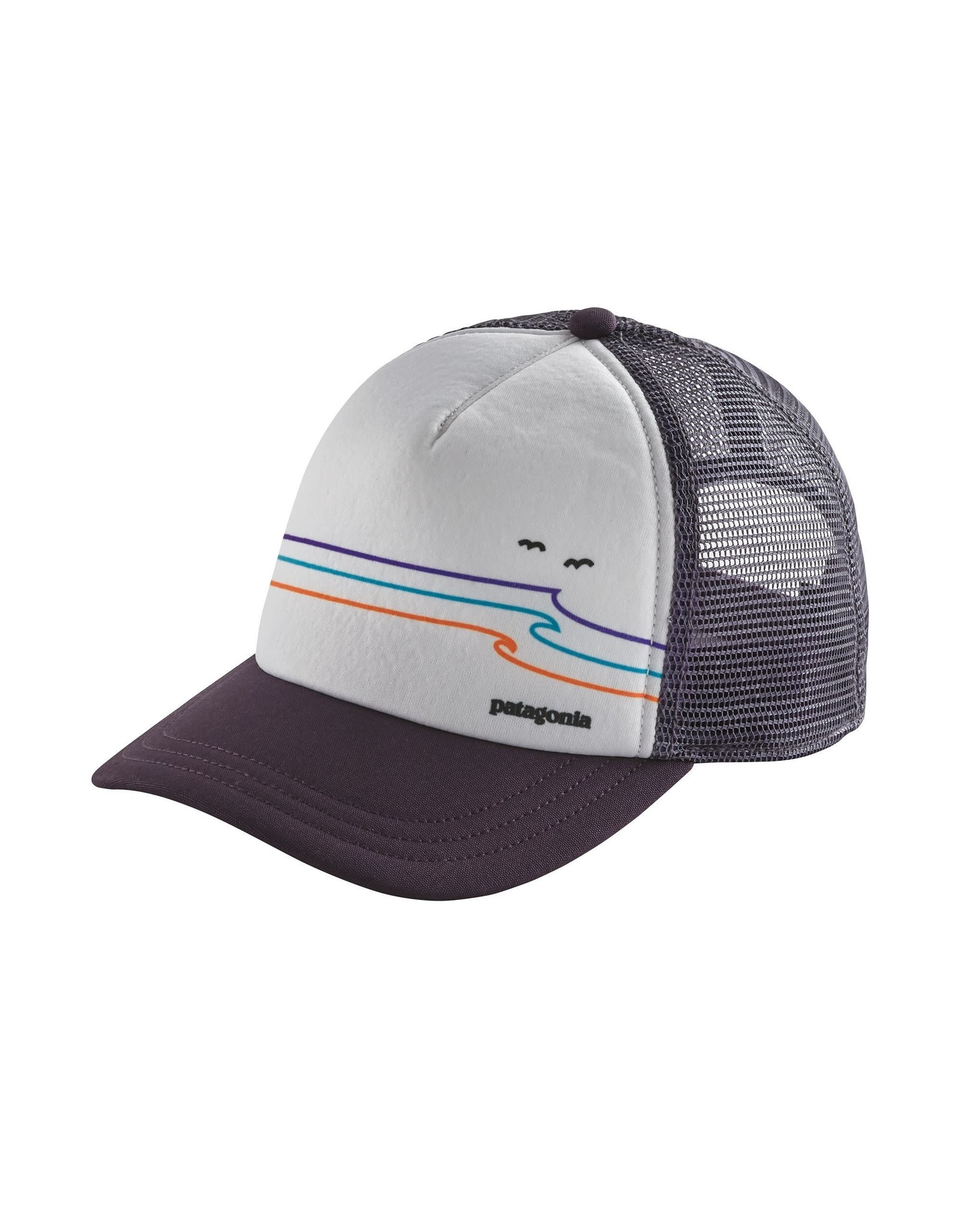 Patagonia Women's Tide Ride Interstate hat Biton Purple