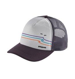 Patagonia Women's Tide Ride Interstate hat Biton Purple