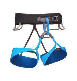 Black Diamond Solution Harness - Black/Ultra Blue
