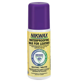 NIKWAX LEATHER WAX NEUTRAL 4.2 OZ
