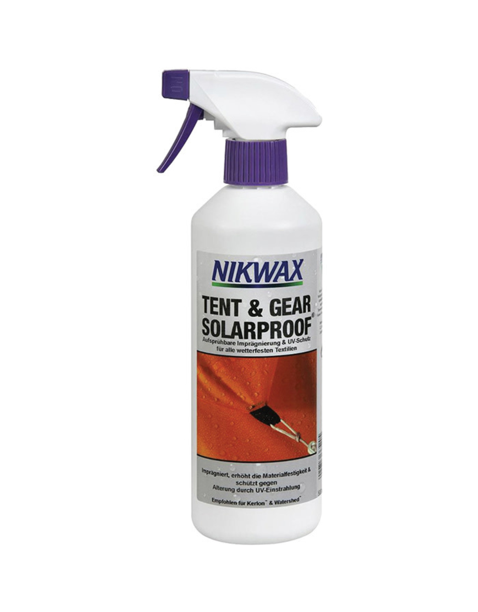 NIKWAX TENT AND GEAR SOLARPROOF 17 oz.