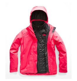 The North Face Women's Carto Triclimate® Jacket Atomic Pink/Atomic Pink S